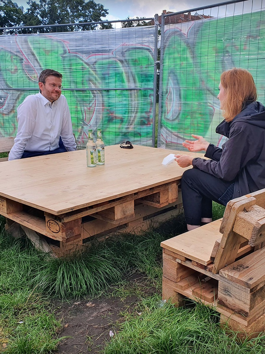 blog speed dating Oberbürgermeister